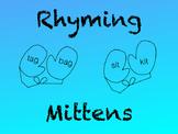 Rhyming Mittens