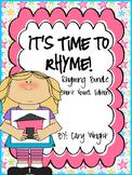 Rhyming Pack - Short Vowels