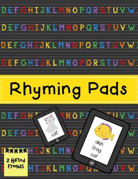 Rhyming Pads