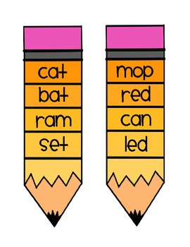 Rhyming Pencils