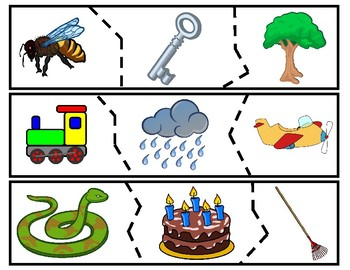 Rhyming Puzzles and Games