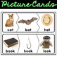 Rhyming Picture Cards Puzzle