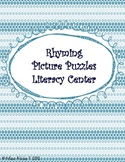 Rhyming Picture Puzzle Center
