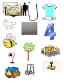 Rhyming Picture Sort