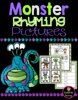 Rhyming Pictures Match