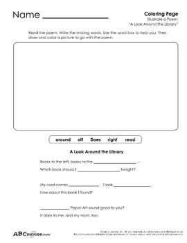 Rhyming Poems: K-2