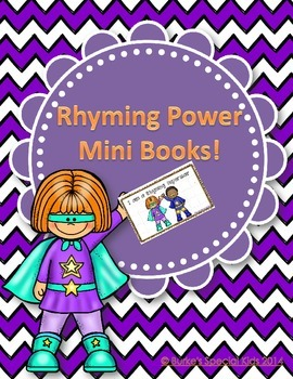 Rhyming Power Mini Books