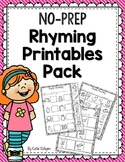 Rhyming Printables Pack