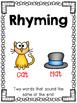 Rhyming-Printables and Games