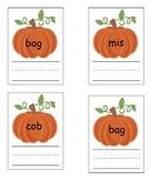 Rhyming Pumpkins