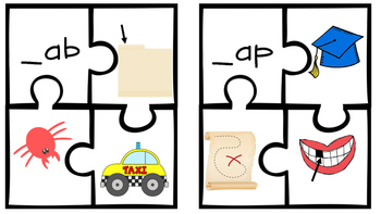 Rhyming Puzzles