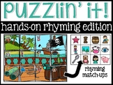Rhyming Puzzlin' It