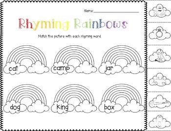 Rhyming Rainbow
