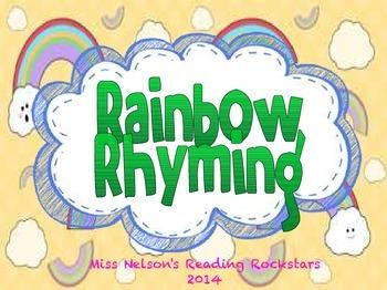 Rhyming Rainbows!