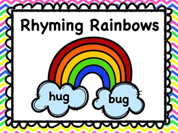 Rhyming Rainbows