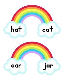 Rhyming Rainbows