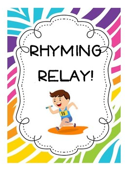 Rhyming Relay!