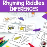 Inferring- Rhyming Riddles