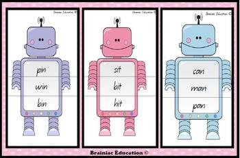 Rhyming Robots