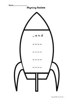 Rhyming Rockets