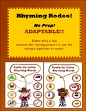 Rhyming Rodeo