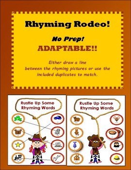 Rhyming Rodeo