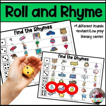 Rhyming Roll and Read