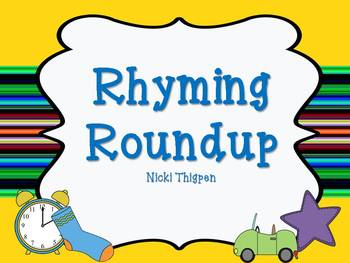 Rhyming Roundup
