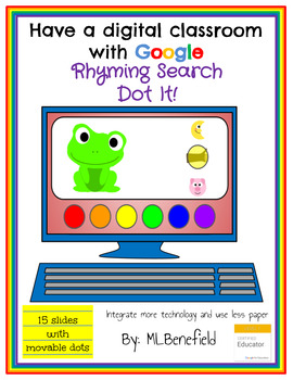 Rhyming Search -Dot It! (in Google: Digital and Interactive)