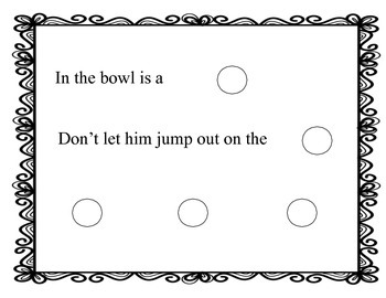 Rhyming Sentences for Group Participation