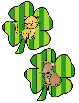 St. Patrick's Day Rhyming Practice
