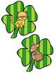 Rhyming Shamrocks - St. Patrick's Day Activity (Common Cor
