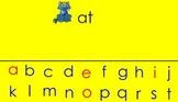 Rhyming Smart Notebook for Kindergarten