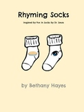 Rhyming Socks