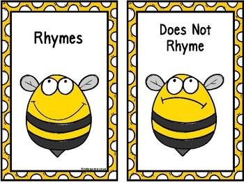 Rhyming Sort