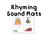 Lakeshore Teaching Tubs Rhyming Sounds Mats