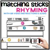 Rhyming Sticks