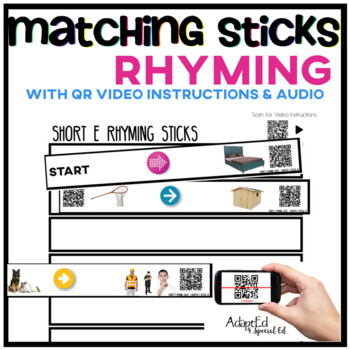 Rhyming Sticks