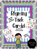 Rhyming Task cards-Set 2