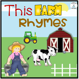 Rhyming - This Farm Rhymes