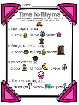 Lets Make A Rhyme