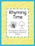 Rhyming Time Fun