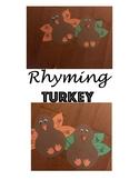 Rhyming Turkey Templates