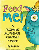 Phonemic Awareness & Phonics Feast {Feed Me!} featuring Th
