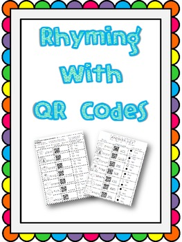 Rhyming With QR Codes