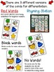Rhyming / Word Families {Matching Rhymes or Word Families