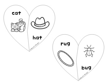 Rhyming Puzzles Sampler ~ Valentines Day