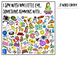 Rhyming Word Family I Spy Mats - IG/IN/IT BUNDLE