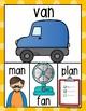Rhyming Words Posters for Kindergarten & First Grade Reading ELA {Set One}