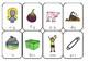 Rhyming CVC Word Family SNAP Card Game